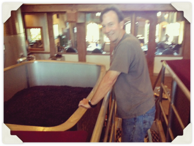 David Lattin, Winemaker